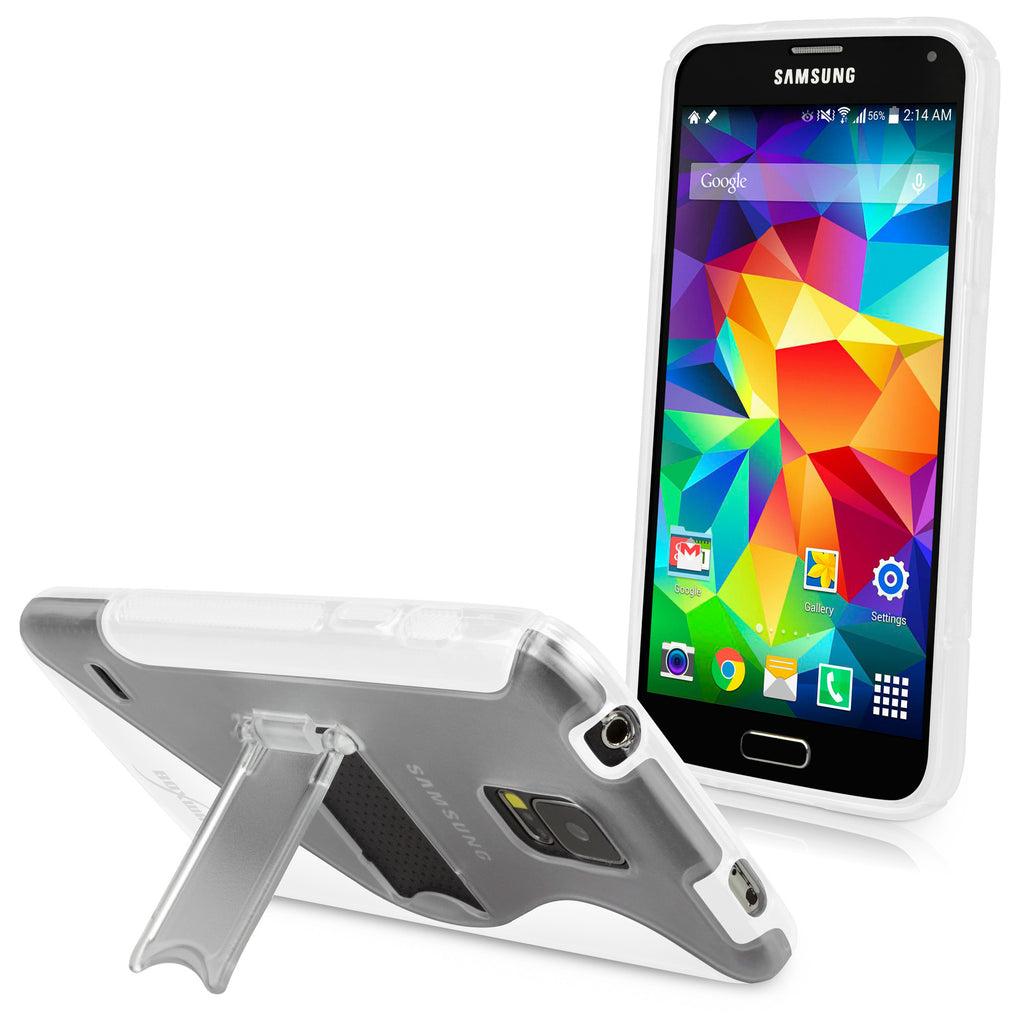 ColorSplash Galaxy S5 Case with Stand