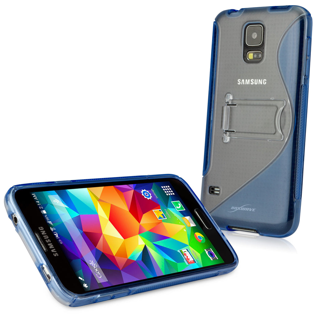 ColorSplash Case with Stand - Samsung Galaxy S5 Case