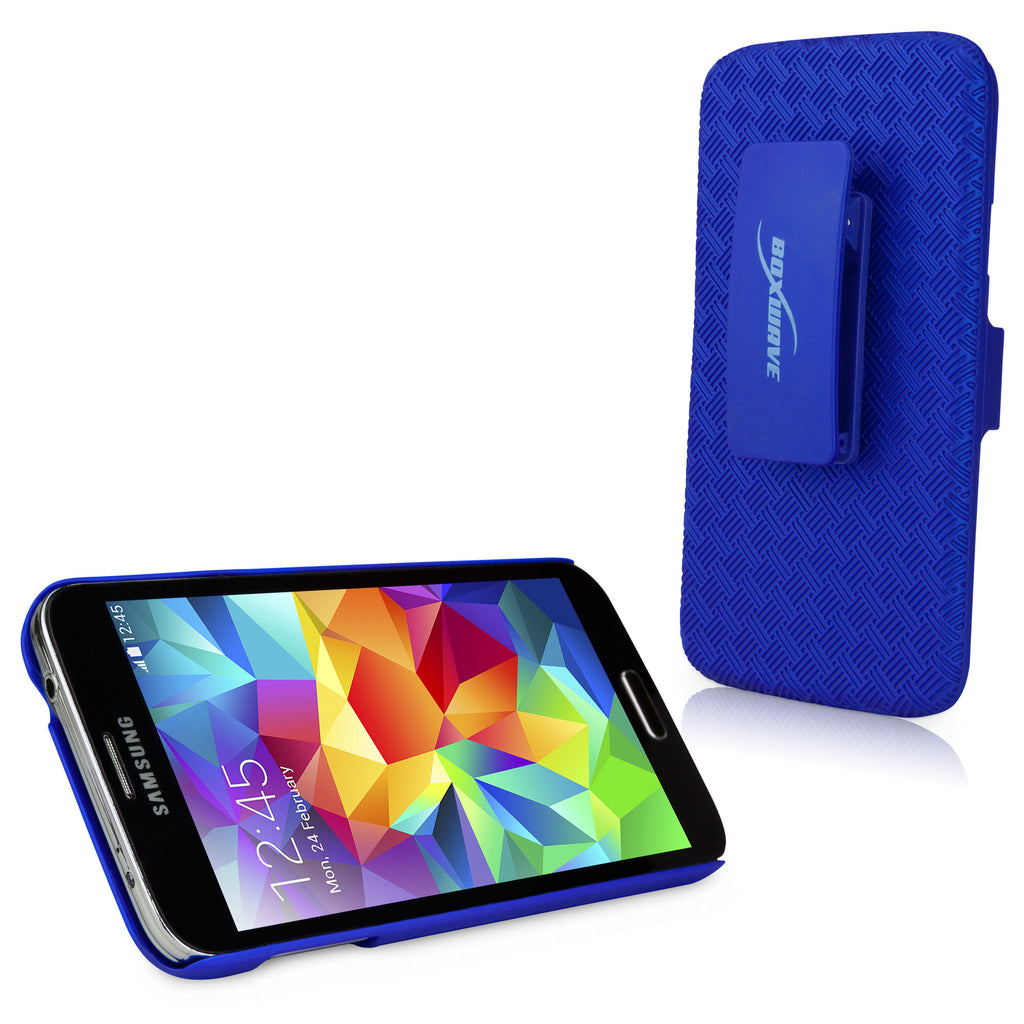 Dual+ Holster Galaxy S5 Case
