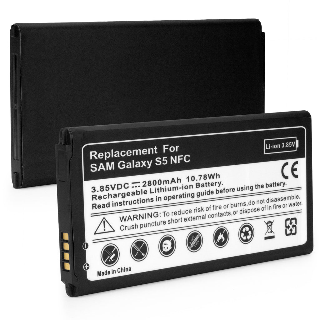 Standard Capacity Battery - Samsung Galaxy S5 Battery