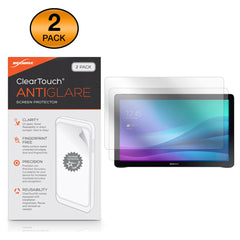 ClearTouch Anti-Glare (2-Pack) - Samsung Galaxy View 18.4 (SM-T677) Screen Protector