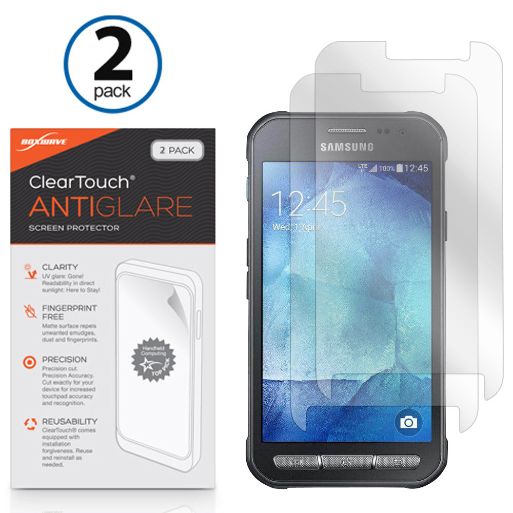 Samsung Galaxy Xcover 4 ClearTouch Anti-Glare (2-Pack)