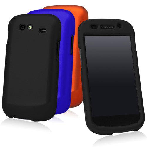 Slim Rubberized Shell Case - Samsung Nexus S Case