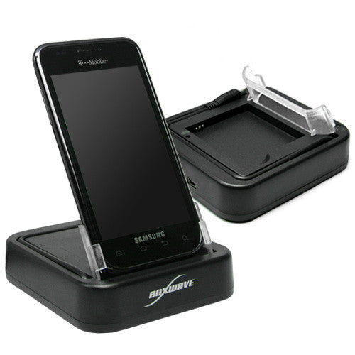 Desktop Cradle - T-Mobile Samsung Galaxy S 4G Stand and Mount
