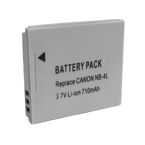 Standard Capacity Battery - Canon PowerShot SD780 IS Battery
