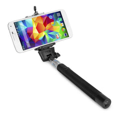 SelfiePod with Bluetooth Shutter Button - Apple iPhone X Stand and Mount