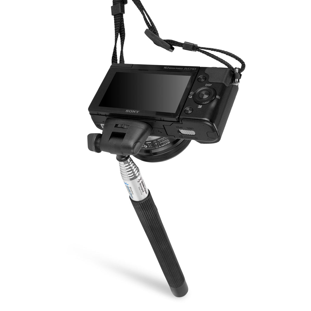 SelfiePod with Bluetooth Shutter Button - Samsung GALAXY Note (International model N7000) Stand and Mount