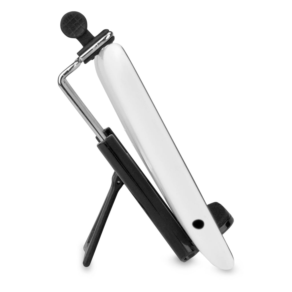 SelfiePod with Bluetooth Shutter Button - Apple iPhone 4 Stand and Mount