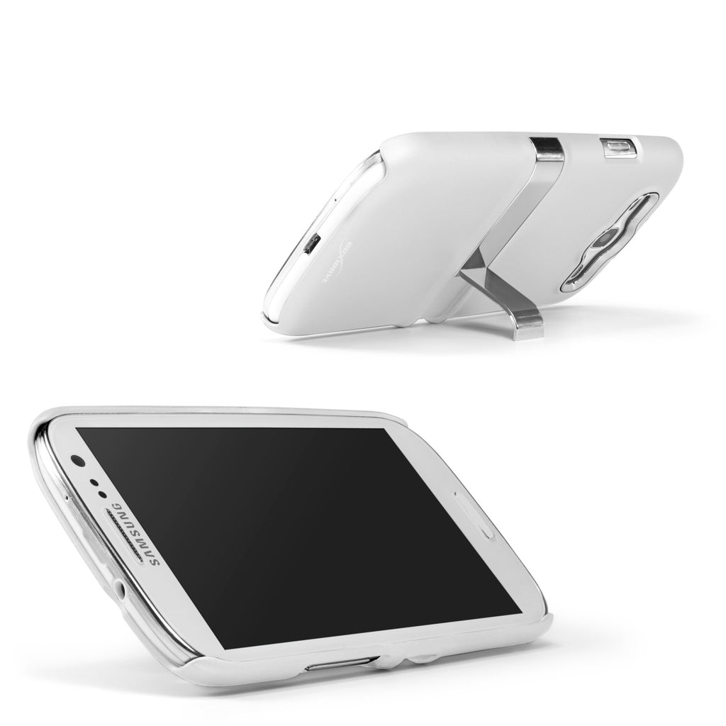 Shell Case with Stand - Samsung Galaxy S3 Case