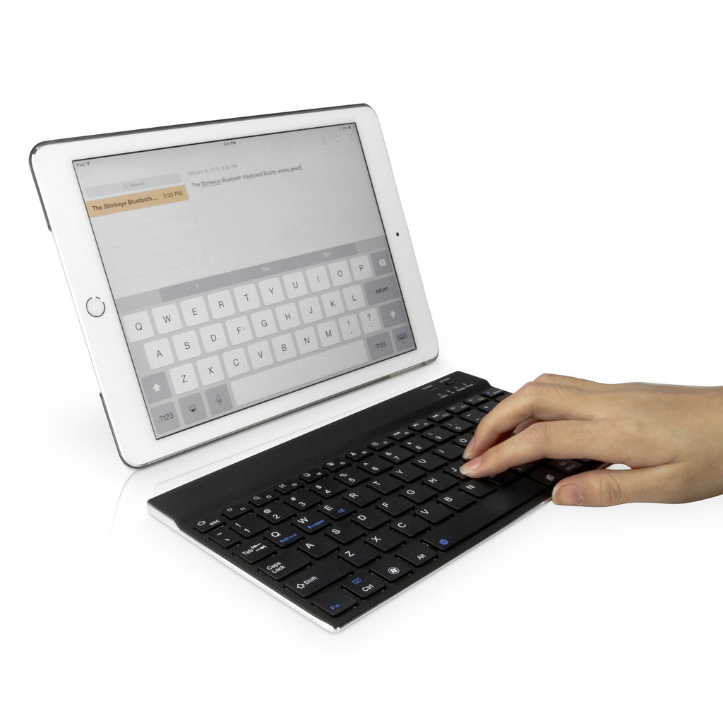 SlimKeys Bluetooth Keyboard - Samsung GALAXY Note (International model N7000) Keyboard