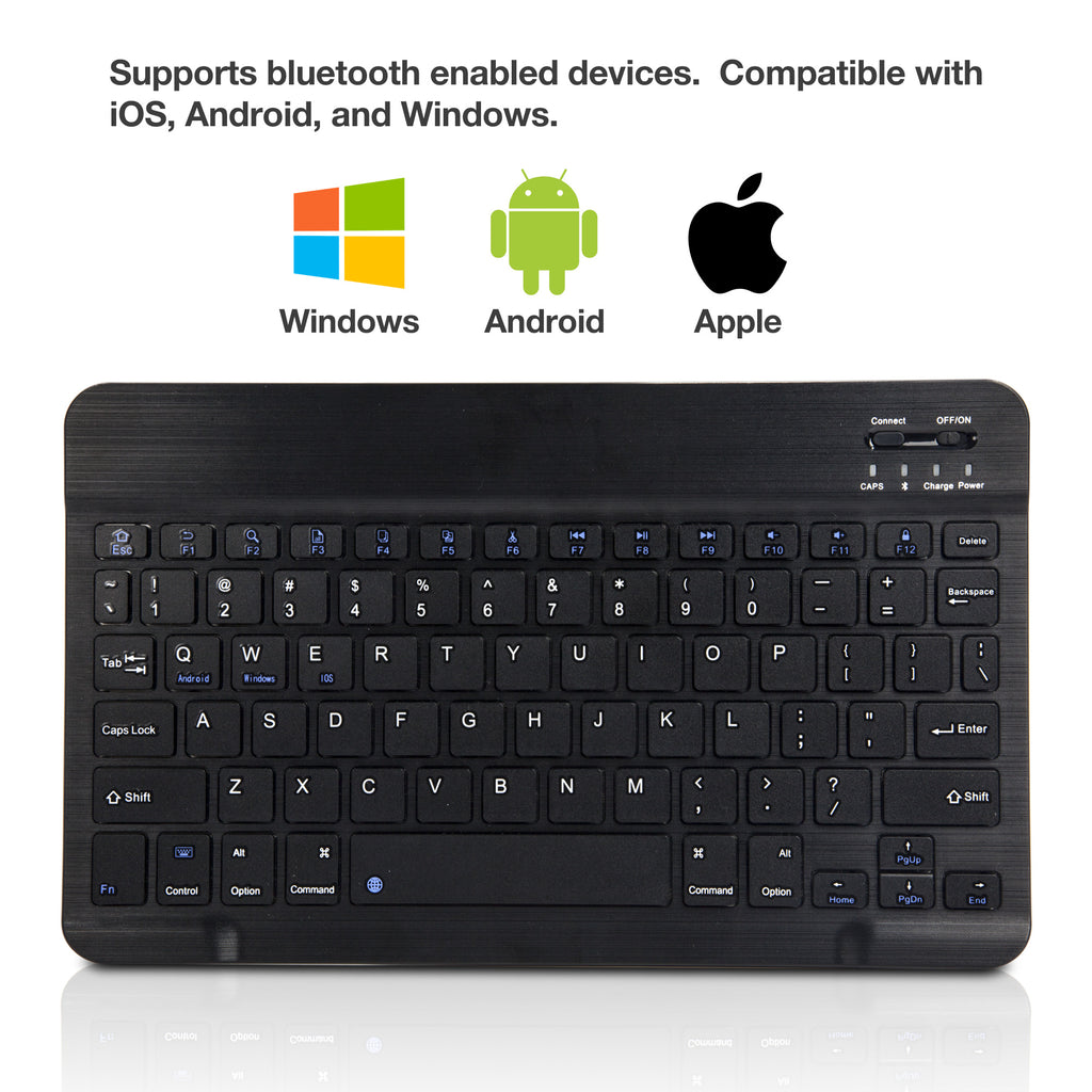 SlimKeys Bluetooth Keyboard - Apple iPhone XS Keyboard