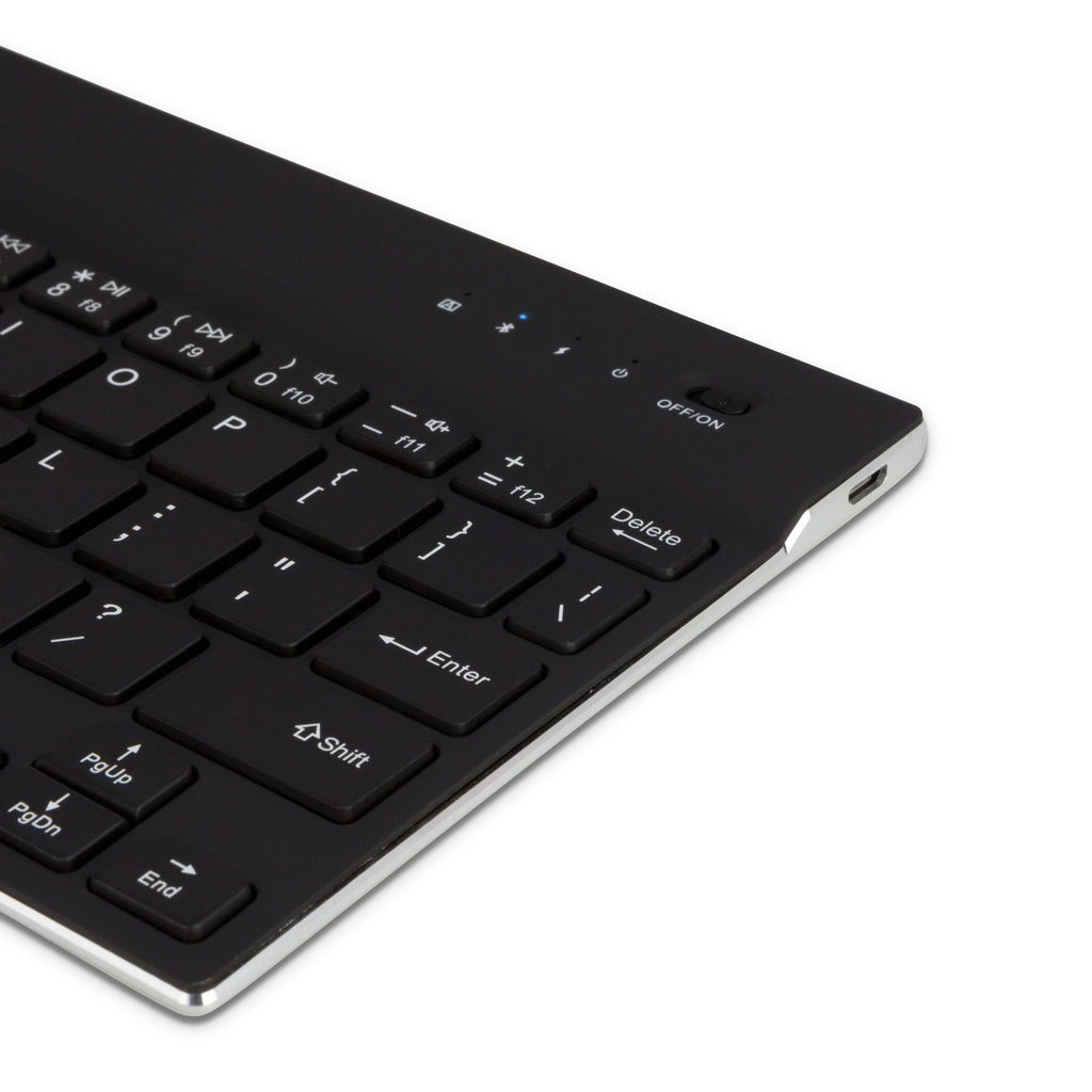 SlimKeys CAT B100 Bluetooth Keyboard - with Backlight