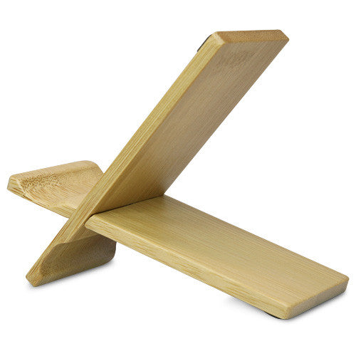 Bamboo Panel Stand - Small - Nokia Asha 210 Stand and Mount