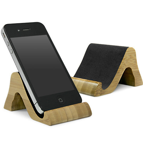 Bamboo Stand - Apple iPhone 4S Stand and Mount