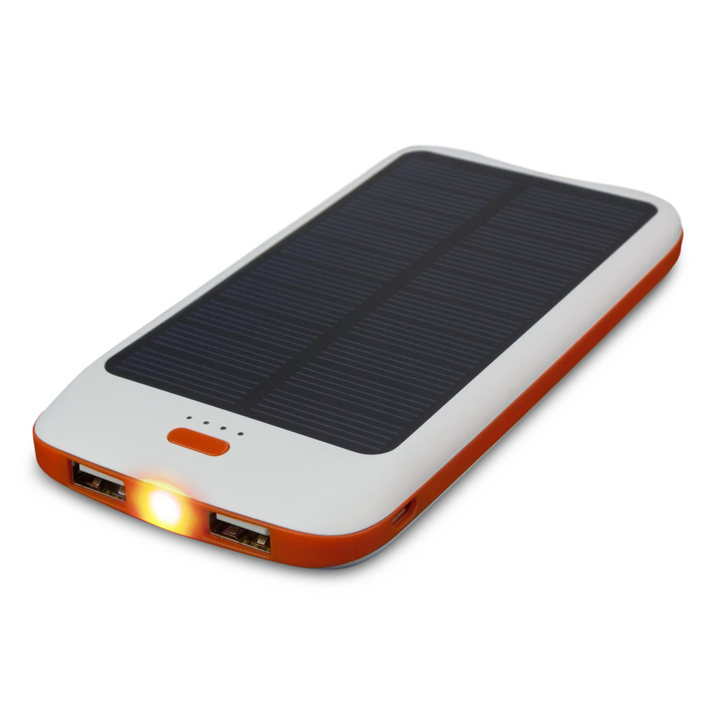 Solar Rejuva PowerPack (10000mAh) - Apple iPhone 4 Battery