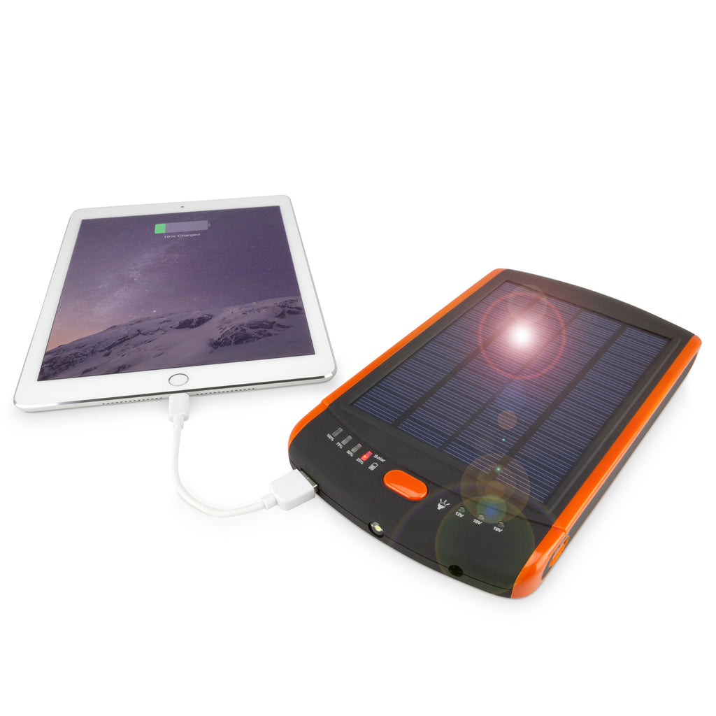 Solar Rejuva PowerPack (23000mAh) - Apple iPhone 7 Plus Battery