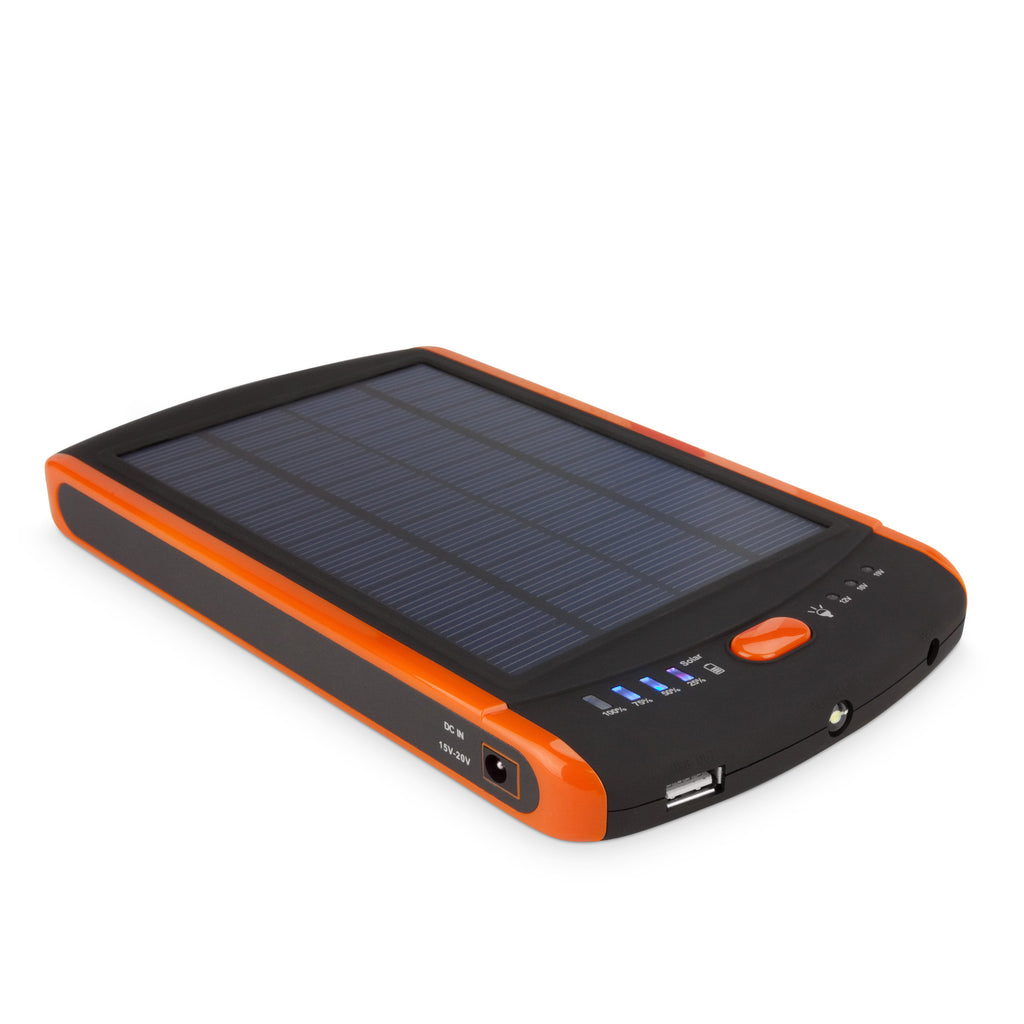 Solar Rejuva PowerPack (23000mAh) - Apple iPad 2 Battery