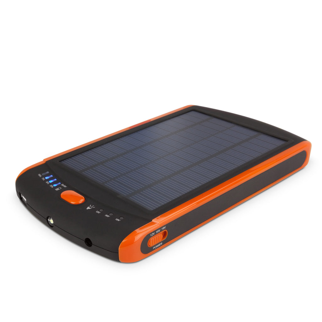 Solar Rejuva PowerPack (23000mAh) - Samsung GALAXY Note (International model N7000) Battery