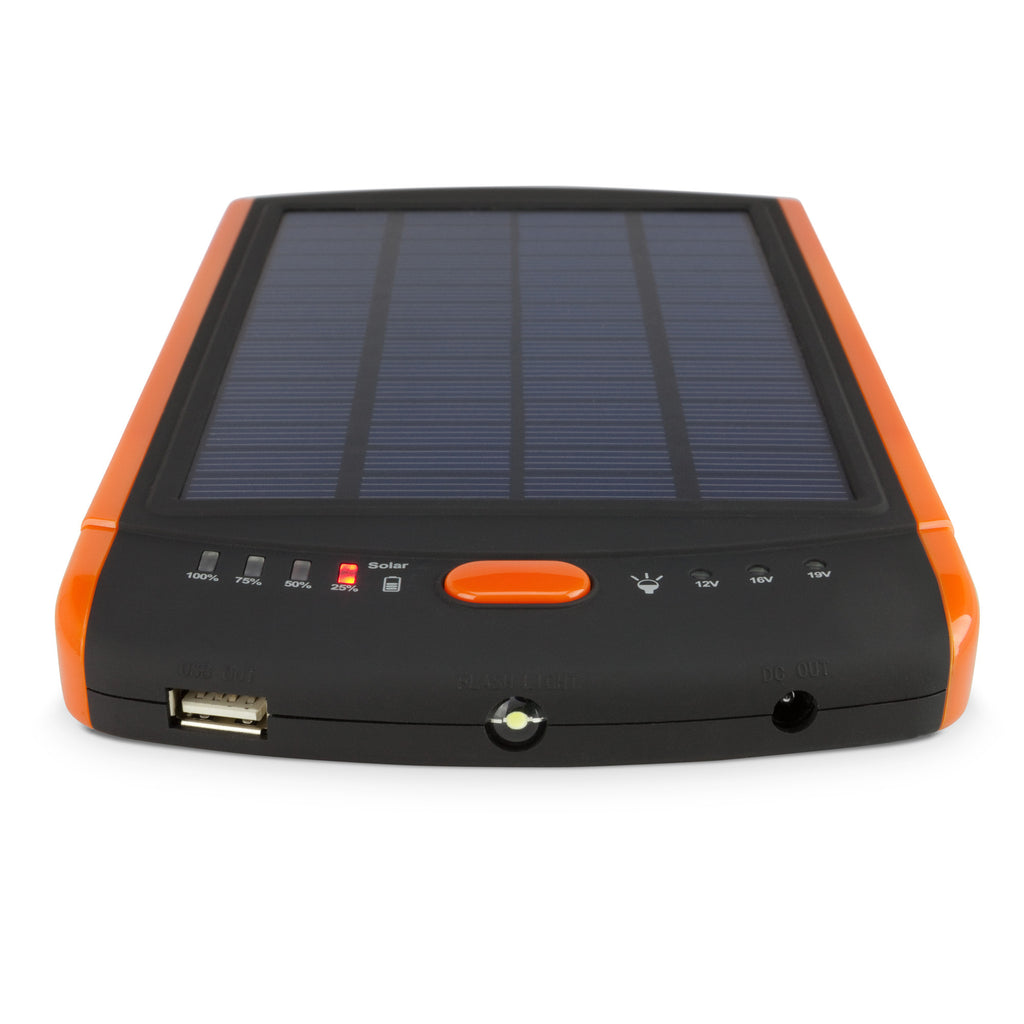 Solar Rejuva PowerPack (23000mAh) - HTC One (M8) dual sim Battery