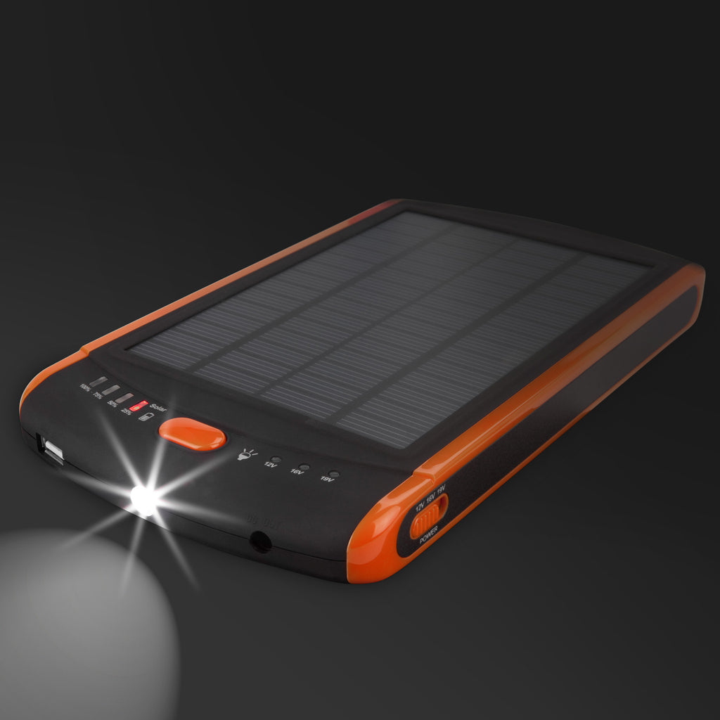 Solar Rejuva PowerPack (23000mAh) - HTC One (M7 2013) Battery