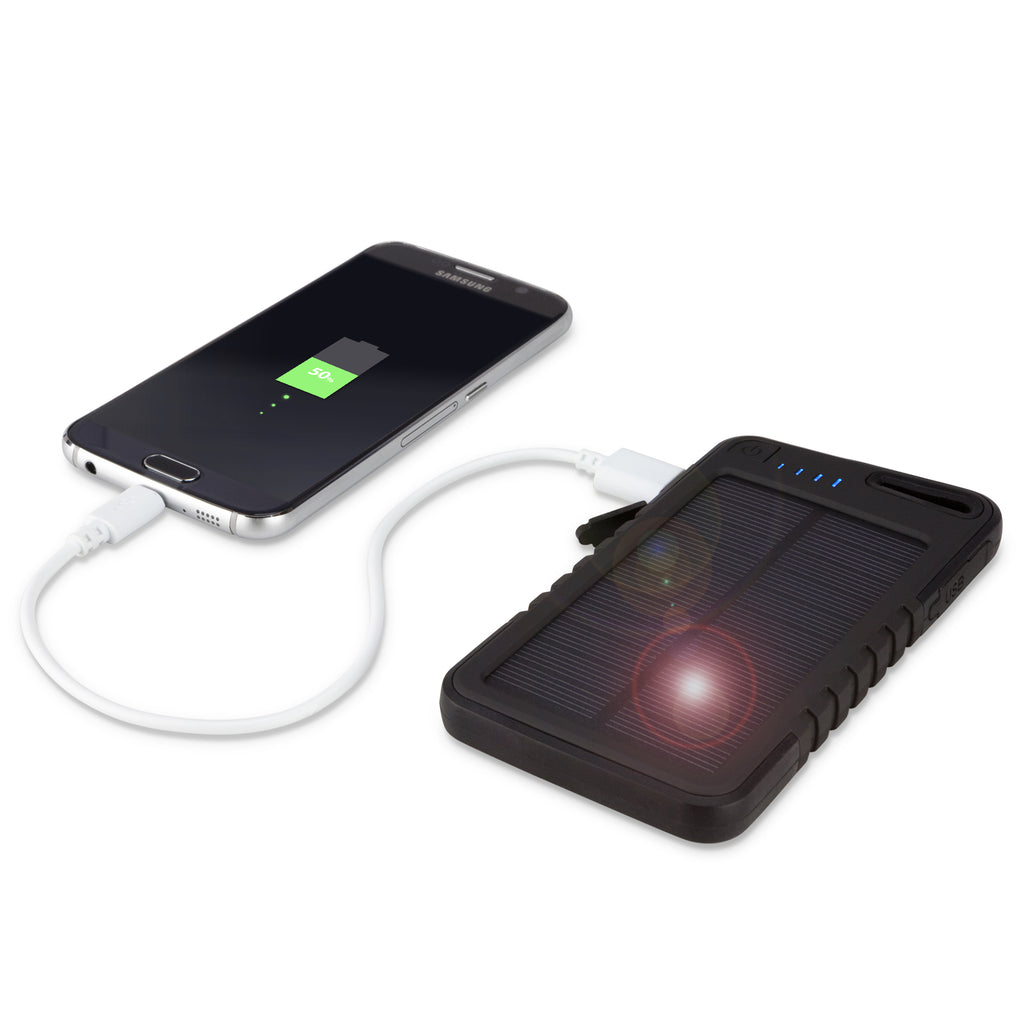 Solar Rejuva PowerPack (5000mAh) - Zebra ET55 (8.3 in) Battery