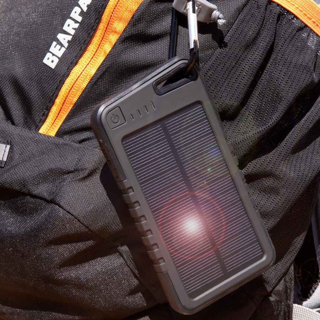 Solar Rejuva PowerPack (5000mAh) - Apple iPad mini with Retina display (2nd Gen/2013) Battery