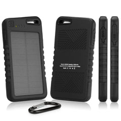 Solar Rejuva PowerPack (5000mAh) - Garmin Nuvi 2589 Battery