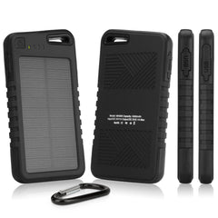 Solar Rejuva PowerPack (5000mAh) - Apple iPhone 6s Plus Battery