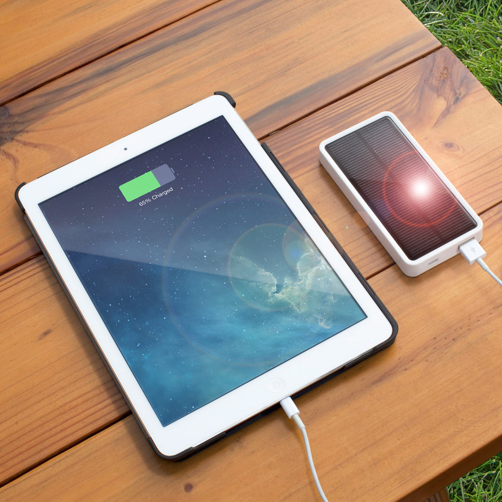 Solar Rejuva Power Pack - Samsung Galaxy Tab 3 8.0 Charger