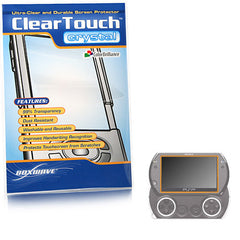 ClearTouch Crystal - Sony PSP go Screen Protector
