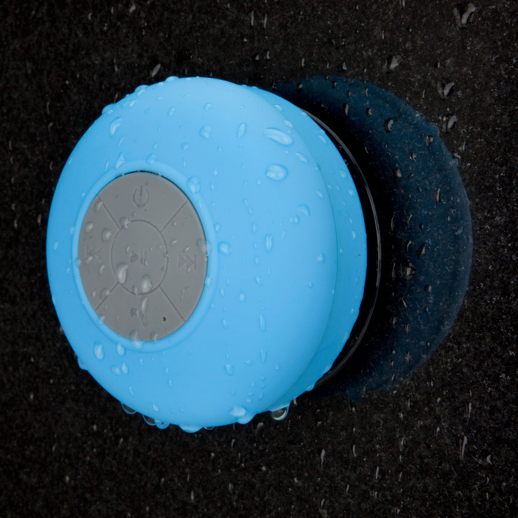 SplashBeats Bluetooth Speaker - HTC One (M8 2014) Audio and Music
