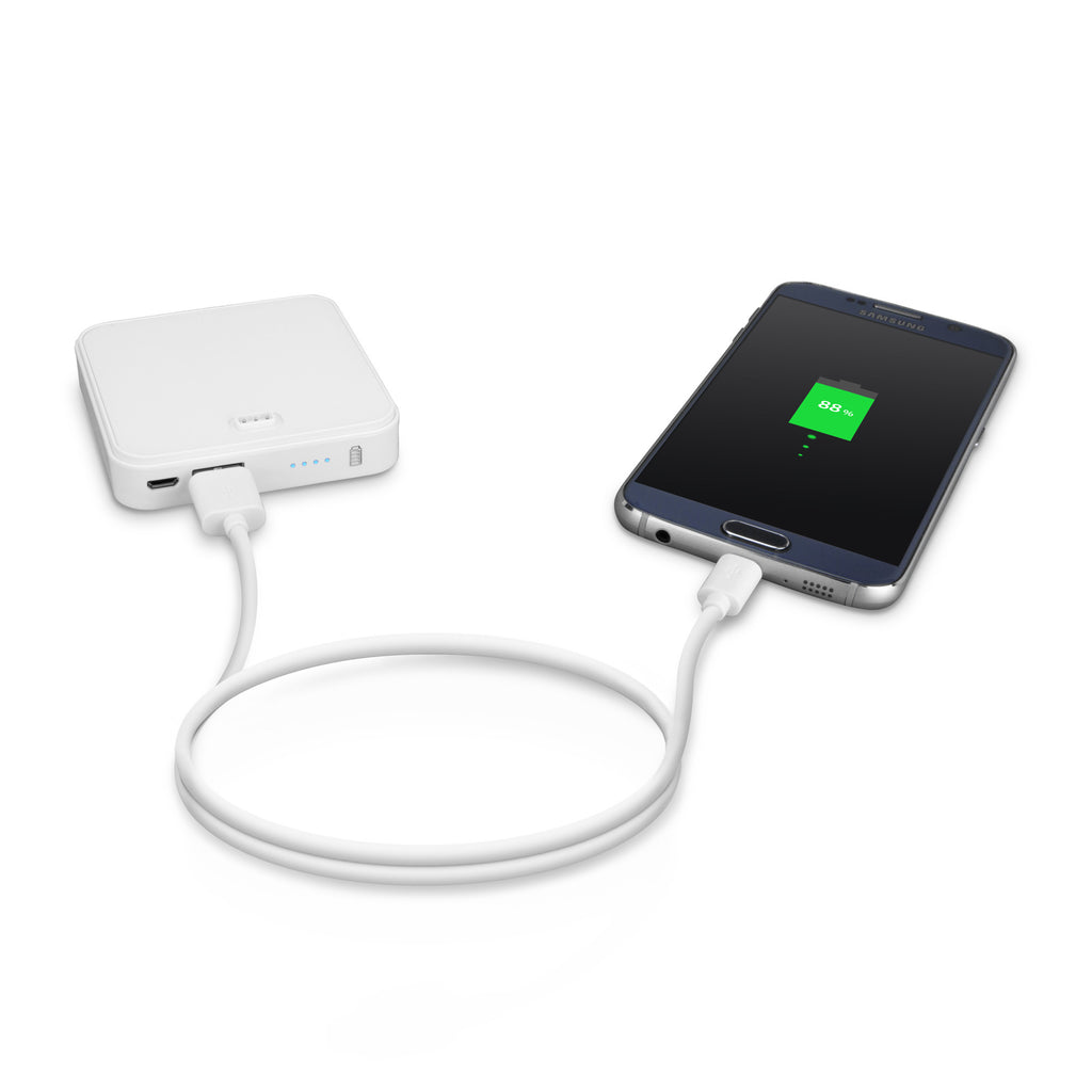 3,000mAh Power Bank Module - Samsung Galaxy Tab 7.0 Plus Charger