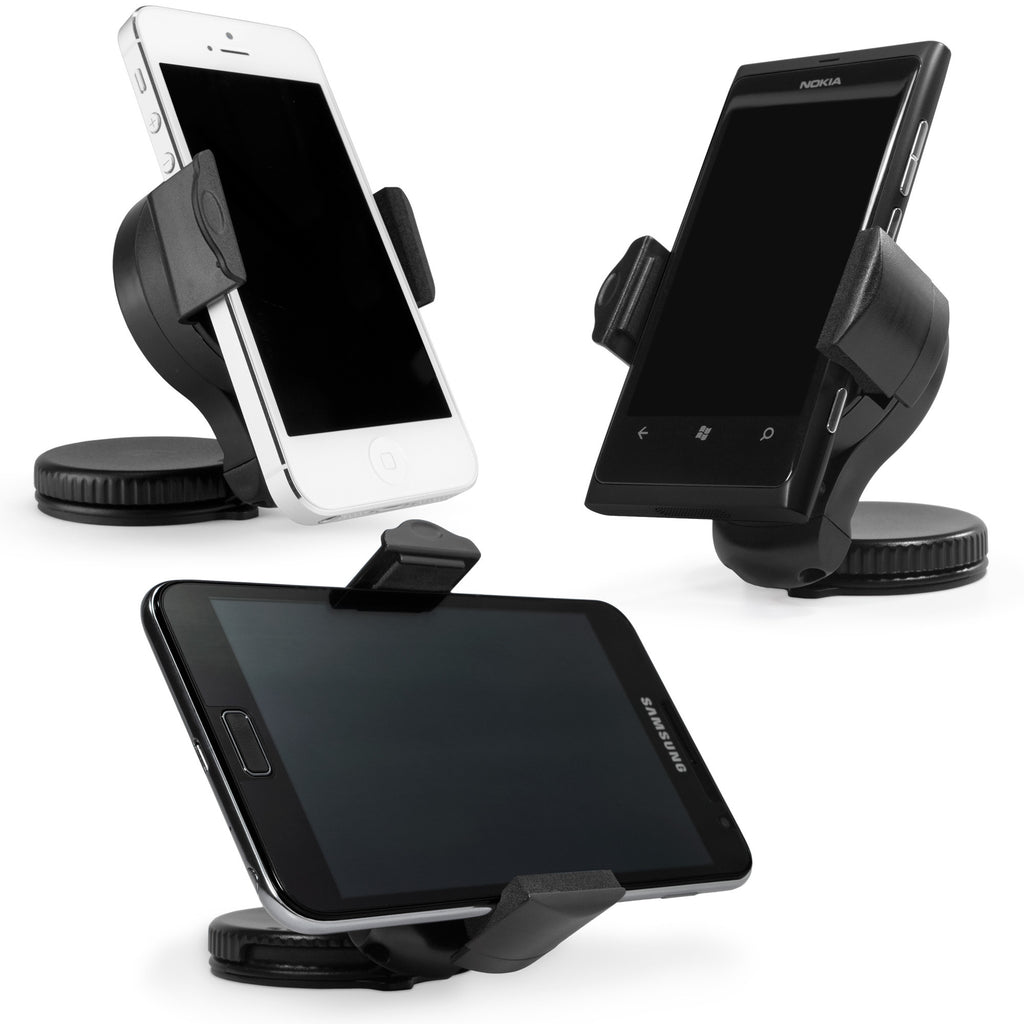 TinyMount - Samsung Galaxy S4 Stand and Mount