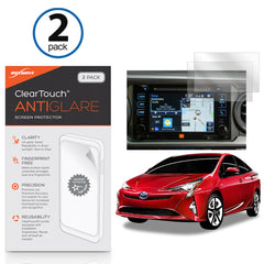 Toyota 2016 Prius (6.1 in) ClearTouch Anti-Glare (2-Pack)