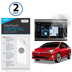 Toyota 2016 Prius (6.1 in) ClearTouch Crystal (2-Pack)