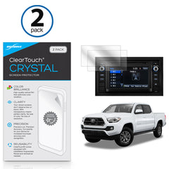 Toyota 2016 Tacoma (6.1 in) ClearTouch Crystal (2-Pack)