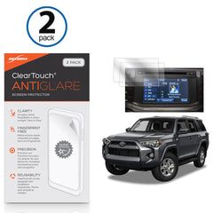 Toyota 2017 4Runner (6.1 in) ClearTouch Anti-Glare (2-Pack)
