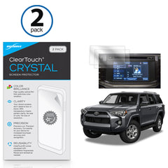 Toyota 2017 4Runner (6.1 in) ClearTouch Crystal (2-Pack)
