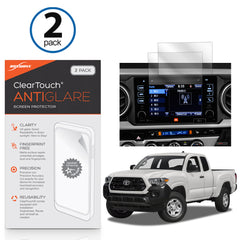 Toyota 2017 Tacoma (7 in) ClearTouch Anti-Glare (2-Pack)