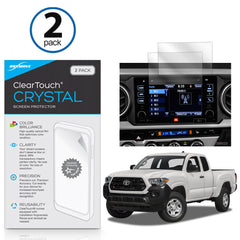 Toyota 2017 Tacoma (7 in) ClearTouch Crystal (2-Pack)