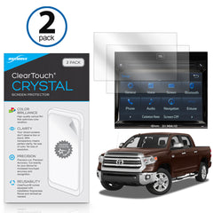 Toyota 2017 Tundra (6.1 in) ClearTouch Crystal (2-Pack)