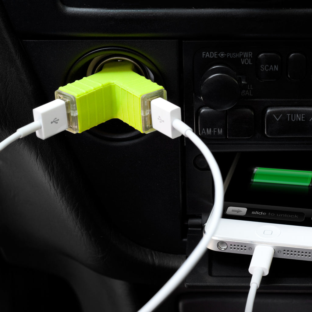 U-n-Me Car Charger - Nokia Lumia 520 Charger