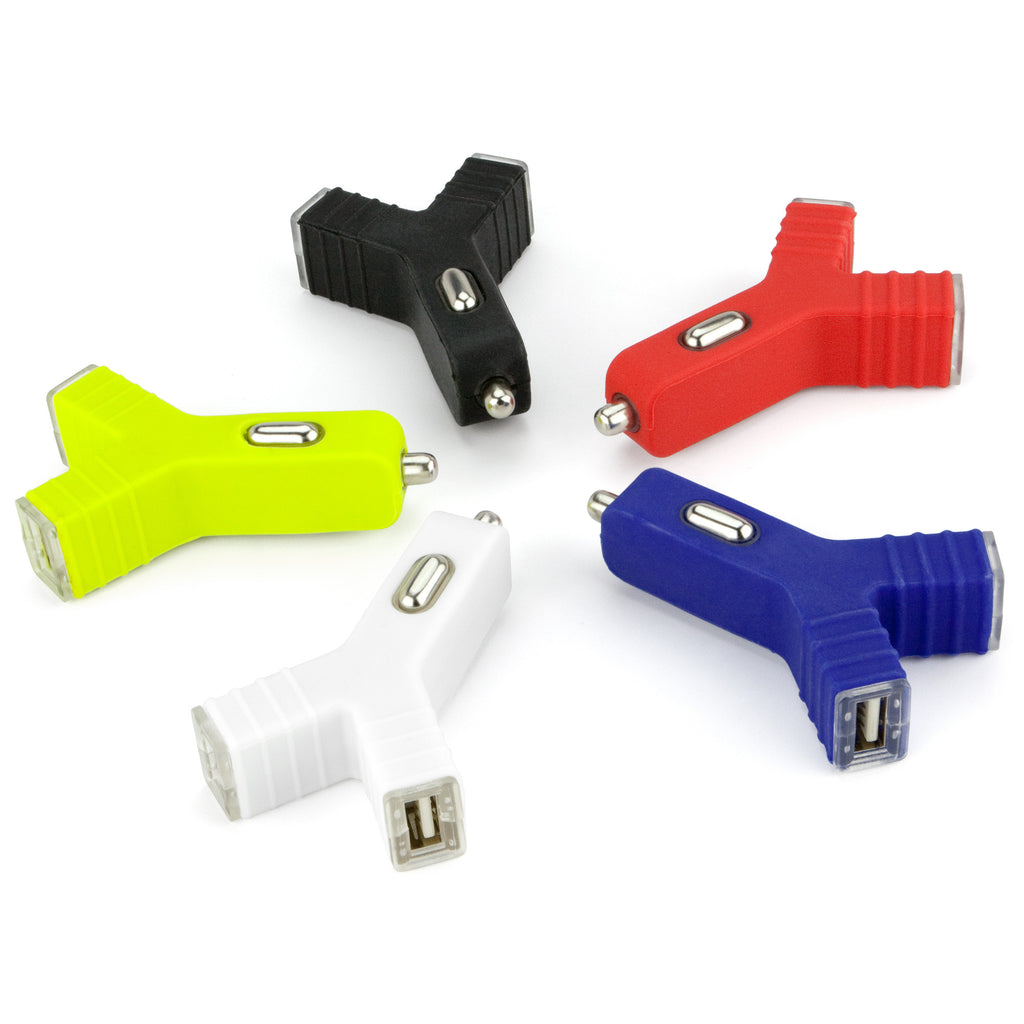 U-n-Me Car Charger - Samsung GALAXY Note (International model N7000) Charger