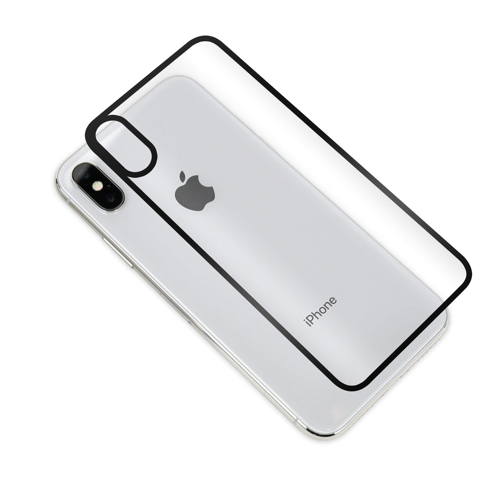 ClearTouch Glass Ultra Back Protector - Apple iPhone X Screen Protector