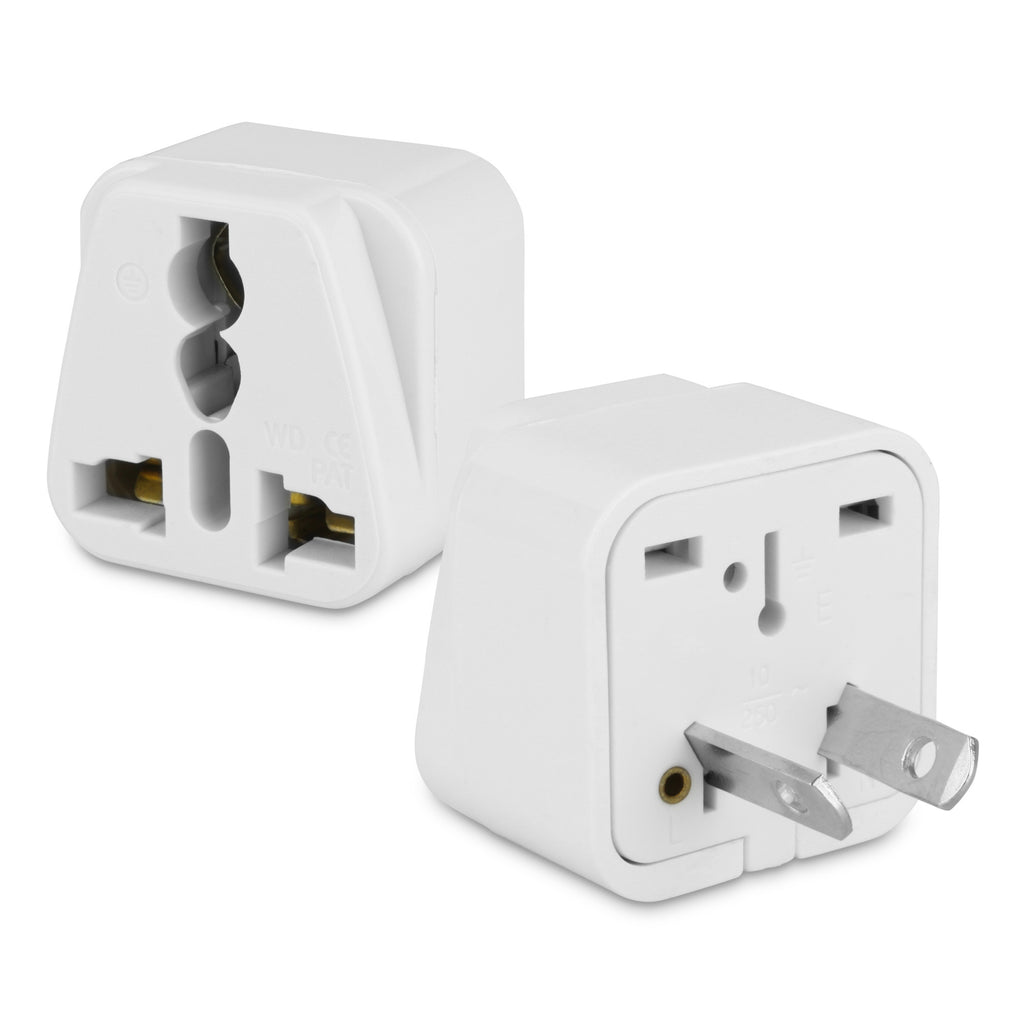 Universal to Australian Outlet Plug Adapter