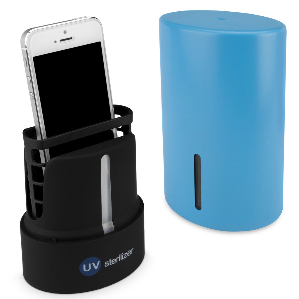 FreshStart UV Sanitizer - AT&T Mobile Hotspot Elevate 4G Stand and Mount