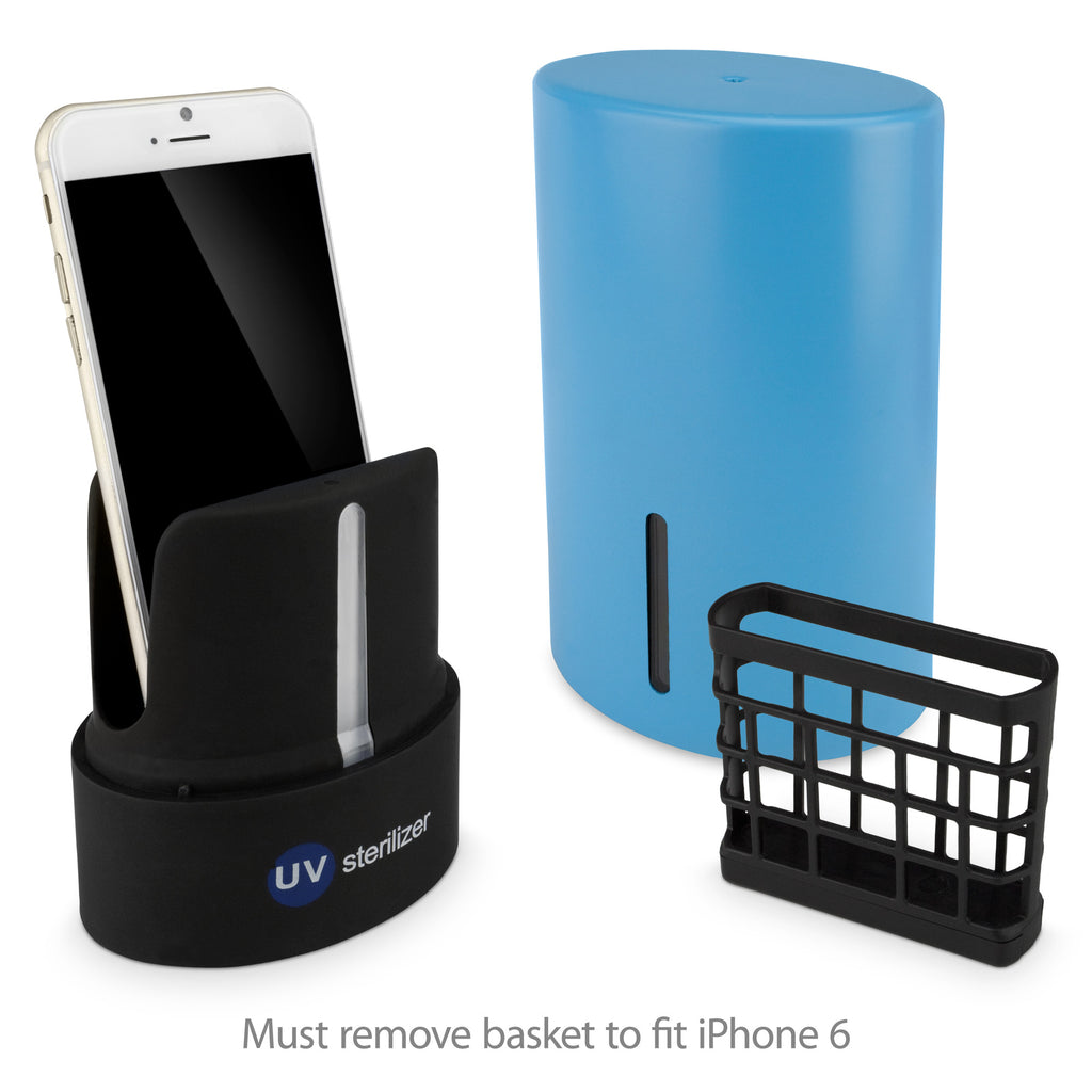 iPhone 4S FreshStart UV Sanitizer