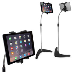 Vantage Tablet Mount Floor Stand - Gooseneck - Amazon Kindle Paperwhite Stand and Mount