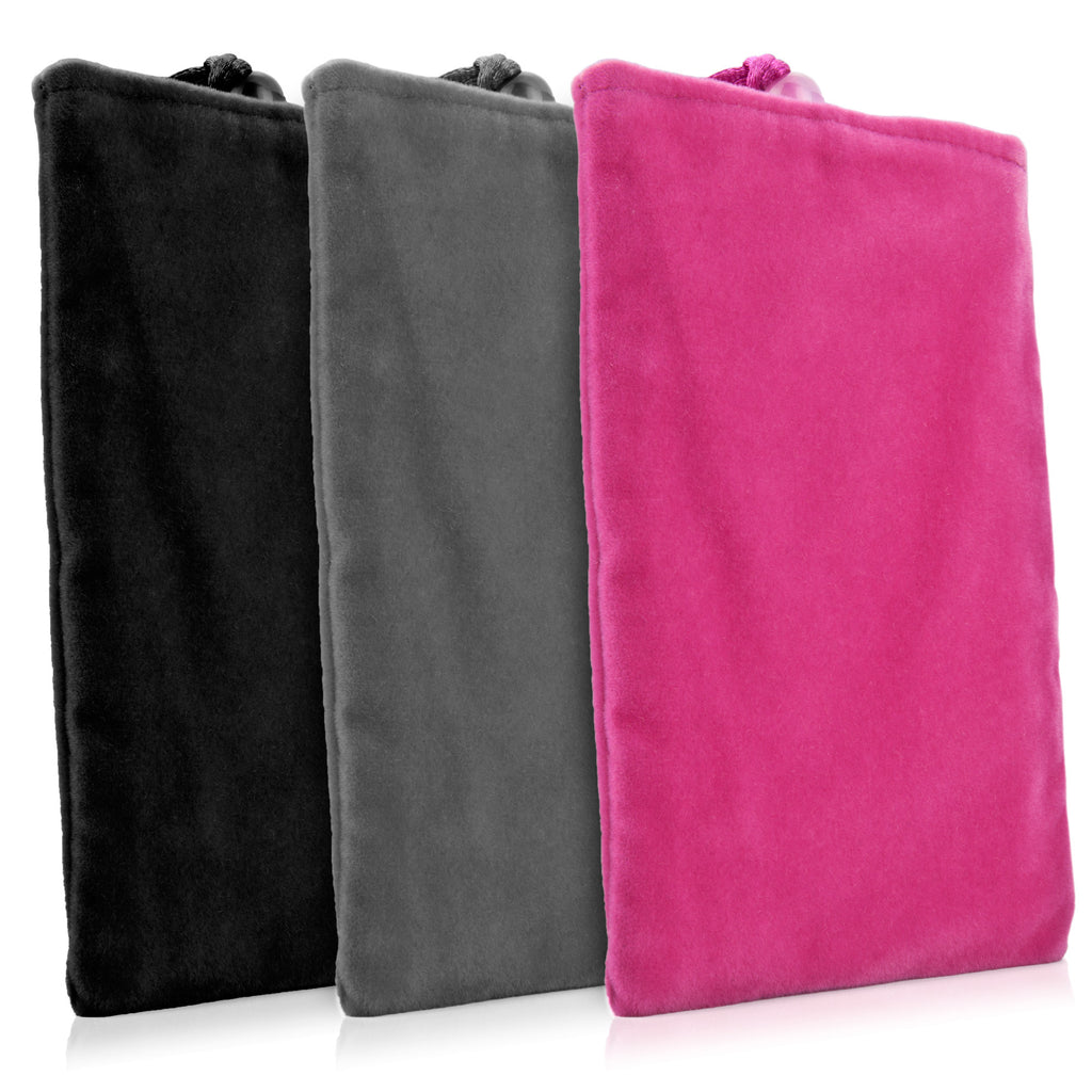 Velvet Pouch - Samsung Galaxy Note 2 Case