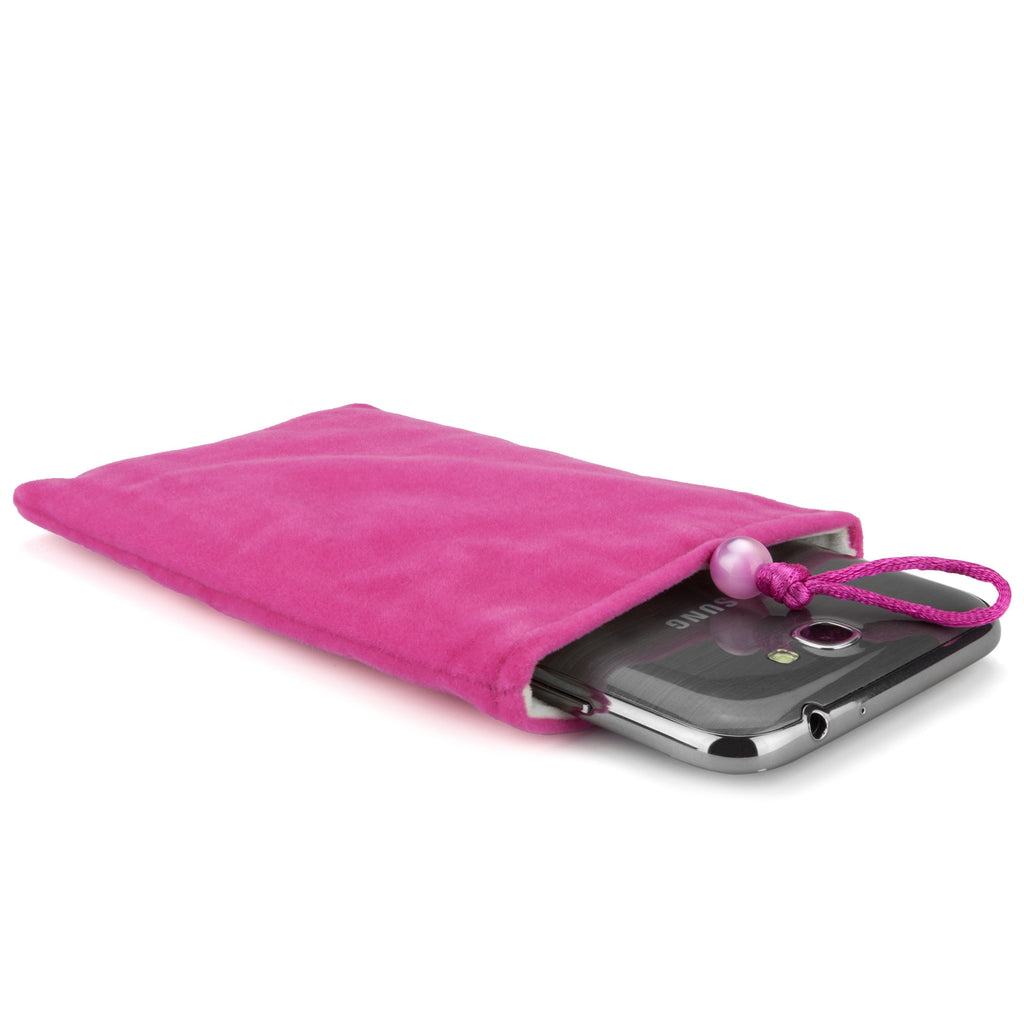 Velvet Galaxy Note 2 Pouch